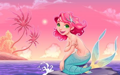Tips to Train Your Kids to Swim in Kids Mermaid Tails