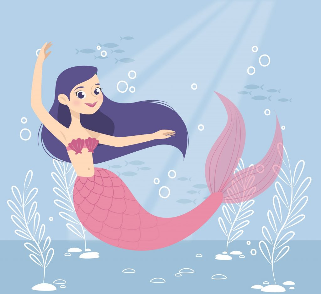 How to use swimmable mermaid tails